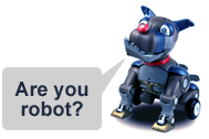 Are you robot?